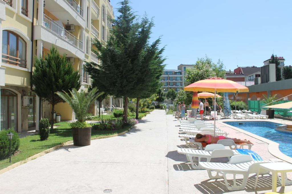 Апартамент Royall Dreams - Слънчев бряг