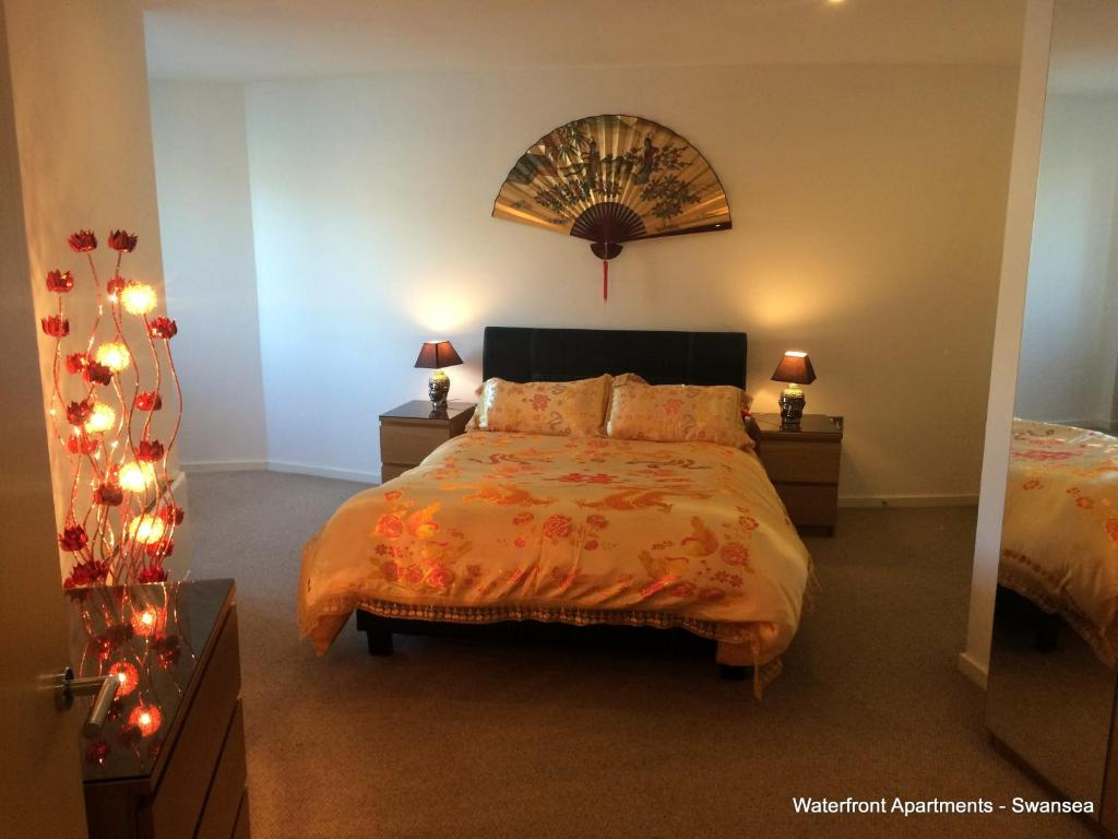 . Waterfront Apartments  Swansea  UK   Booking com