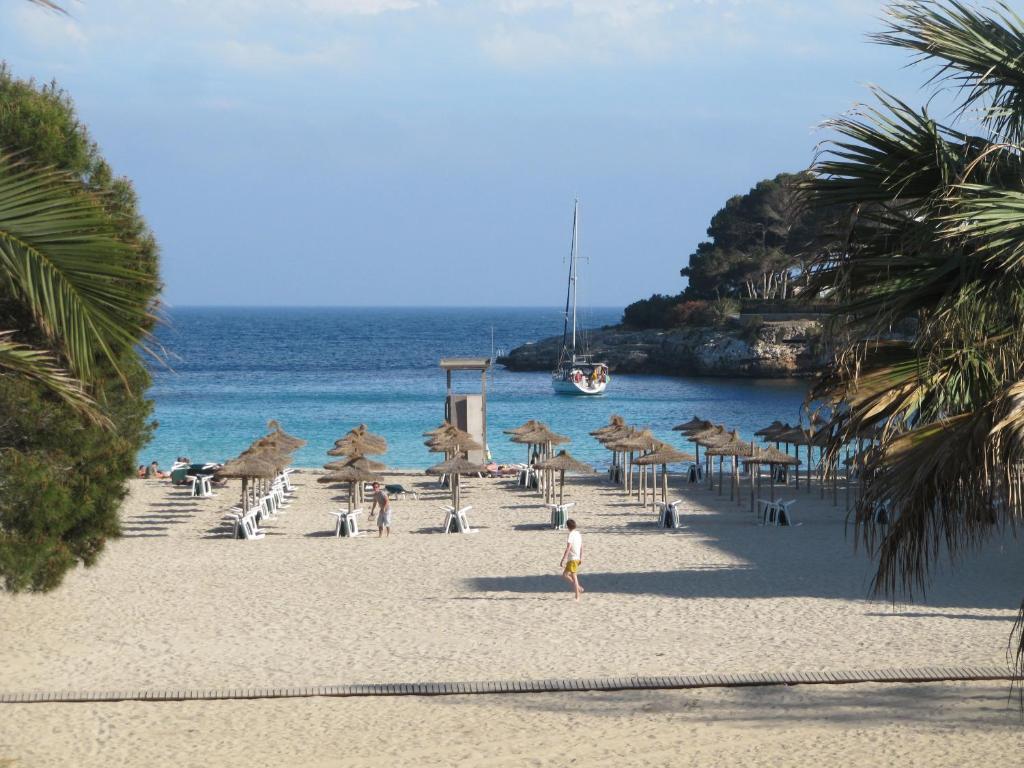 Apartment Beach Suite Playa Cala dor Cala dOr Spain Bookingcom