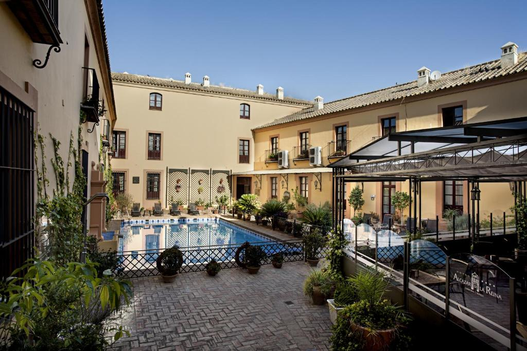 boutique hotels sevilla provinz  50