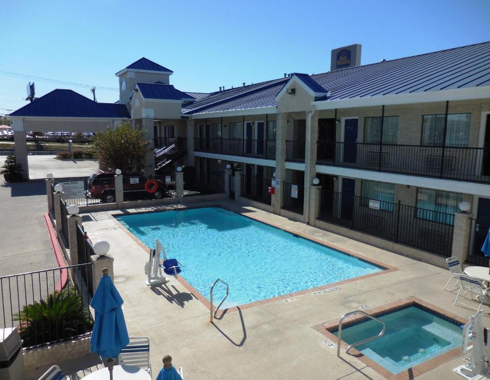 Best Western Garden Inn San Antonio TX Bookingcom