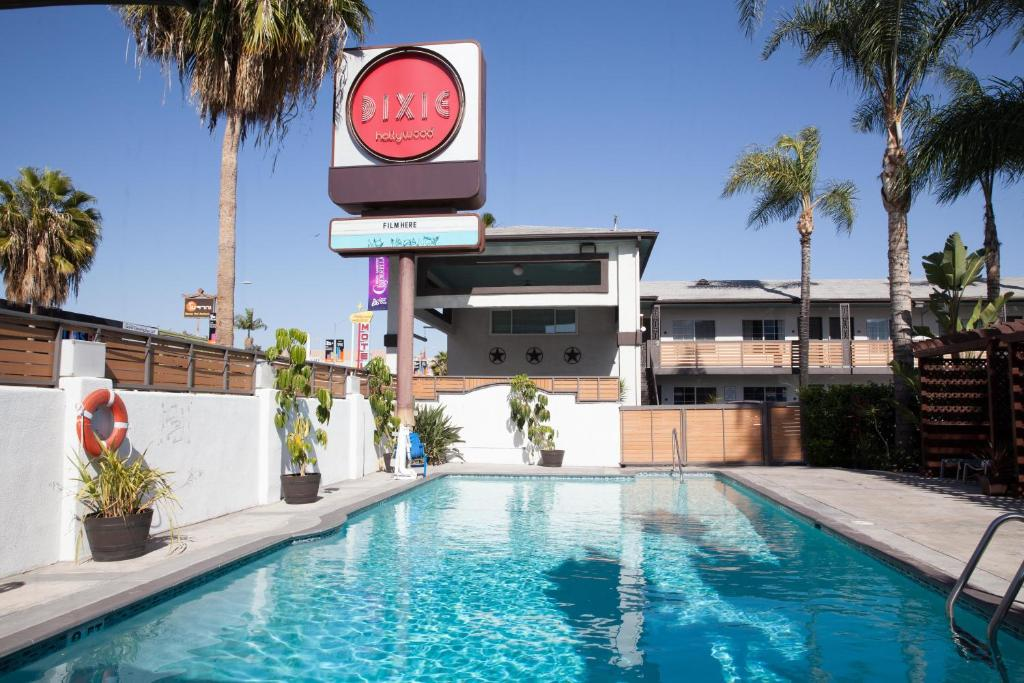 hotel the dixie hollywood los angeles ca booking com
