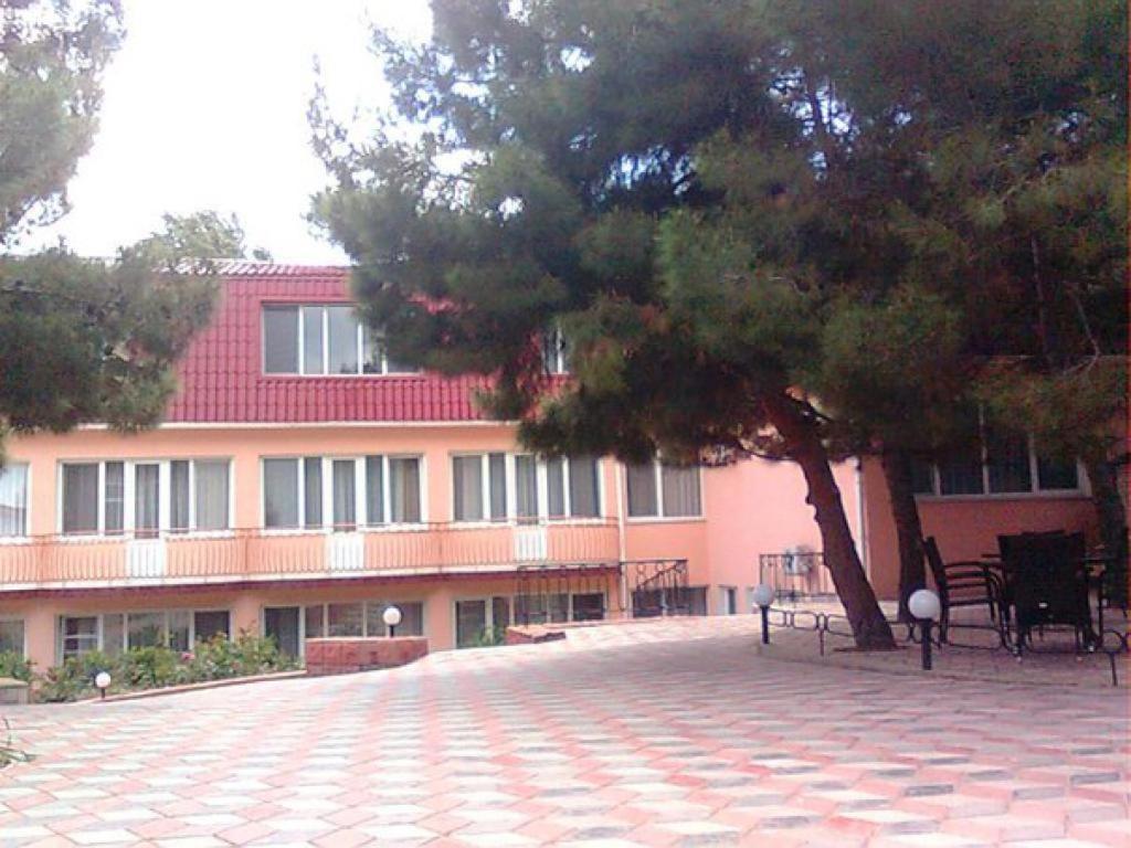 Гиацинт гостиница курортное