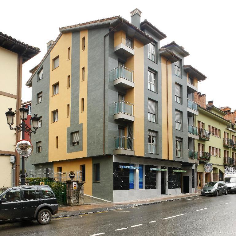 Apartamentos Spa Cueto imagen