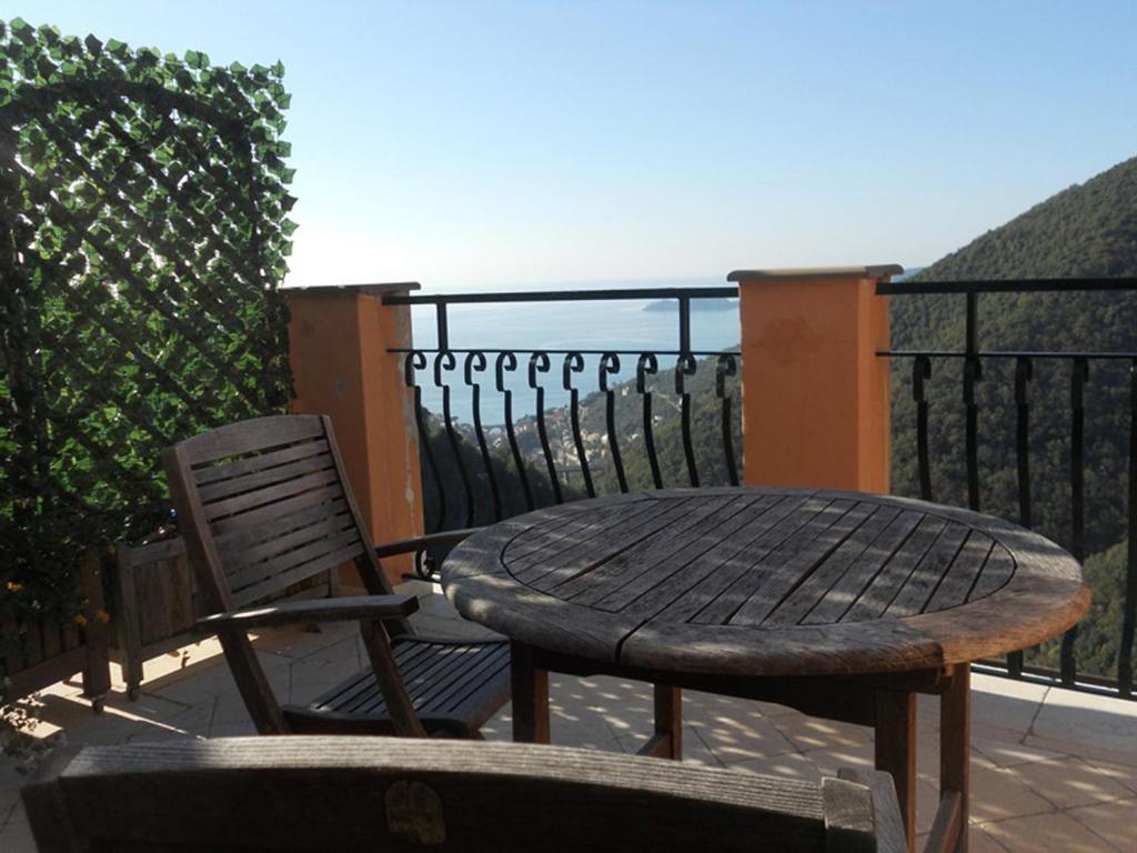 Farm Stay Le Terrazze Sul Mare, Zoagli, Italy - Booking.com