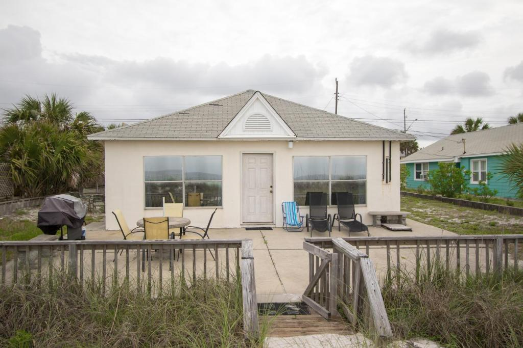 Vacation Home Four-Bedroom Beach Front Home, Panama City Beach, FL on