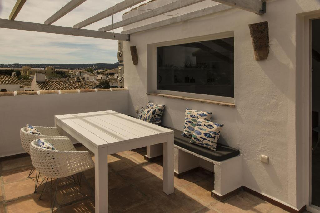 Apartment Pueblo Blanco Javea Spain Booking Com
