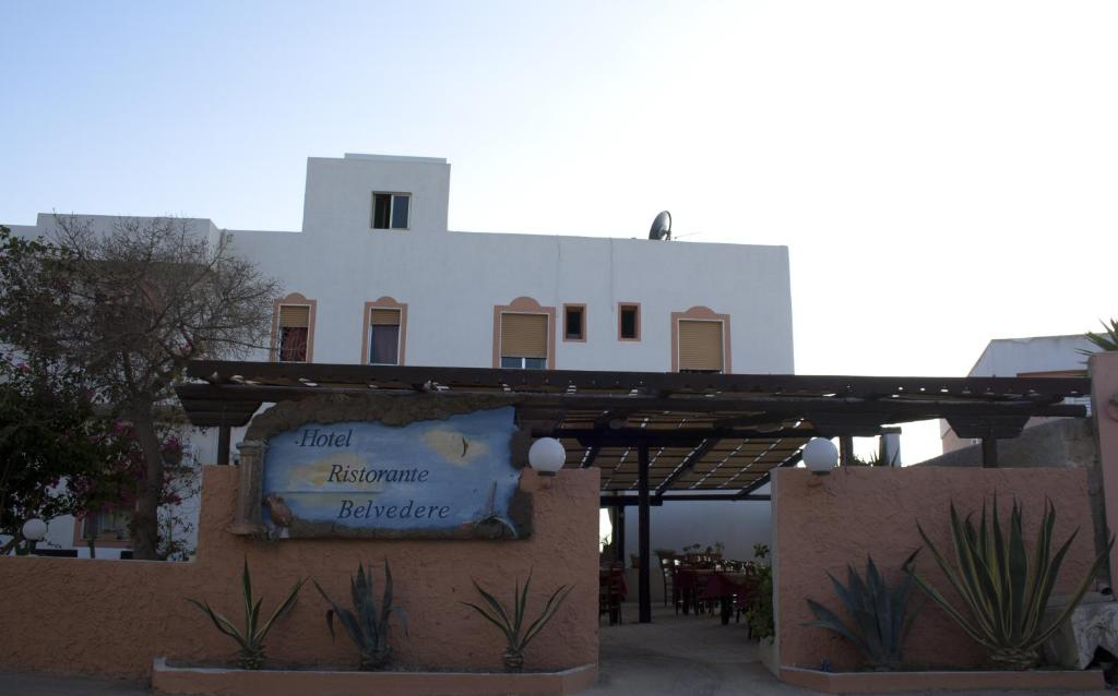 Hotel Belvedere Lampedusa