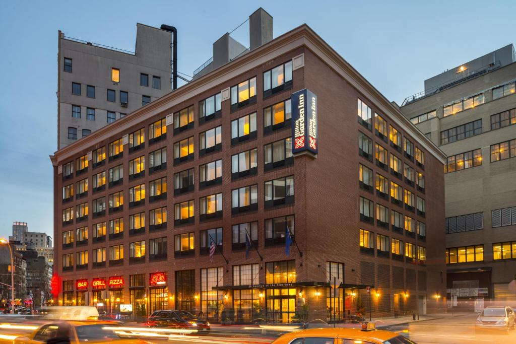 Hilton Garden Inn New York Tribeca Reserve Now Gallery Image Of This Property