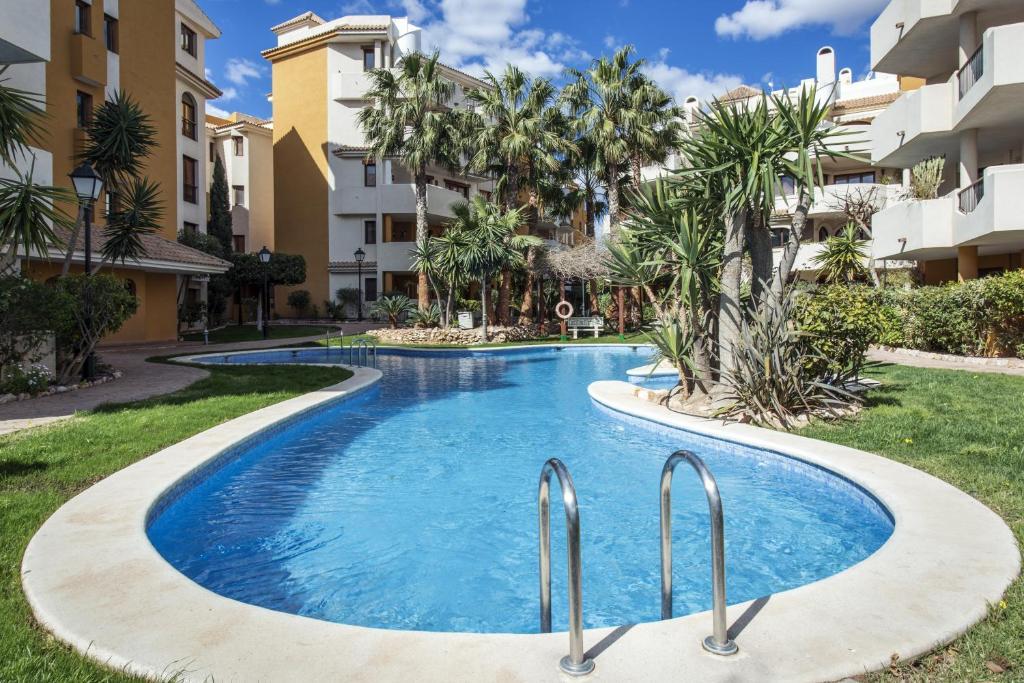 Apartments In La Florida Valencia Community