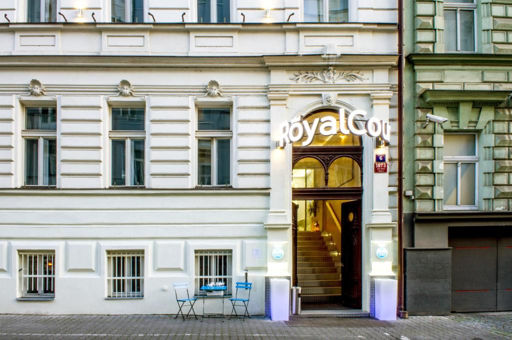 Royal Court Hotel And Spa Prague Czech Republic Booking Com