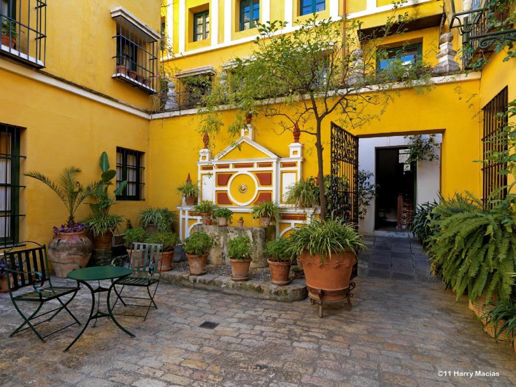 Hotel casas de la juderia spanje sevilla for Apartamentos para vacaciones en sevilla