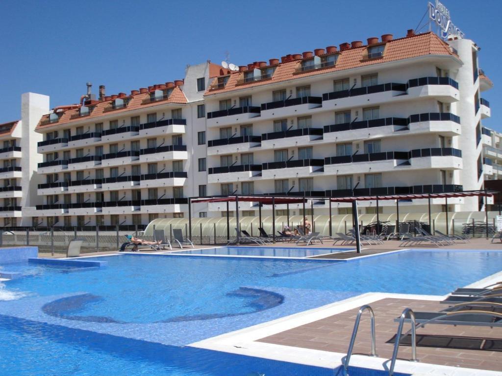 Hotel Don Angel Santa Susanna Spain Booking Com