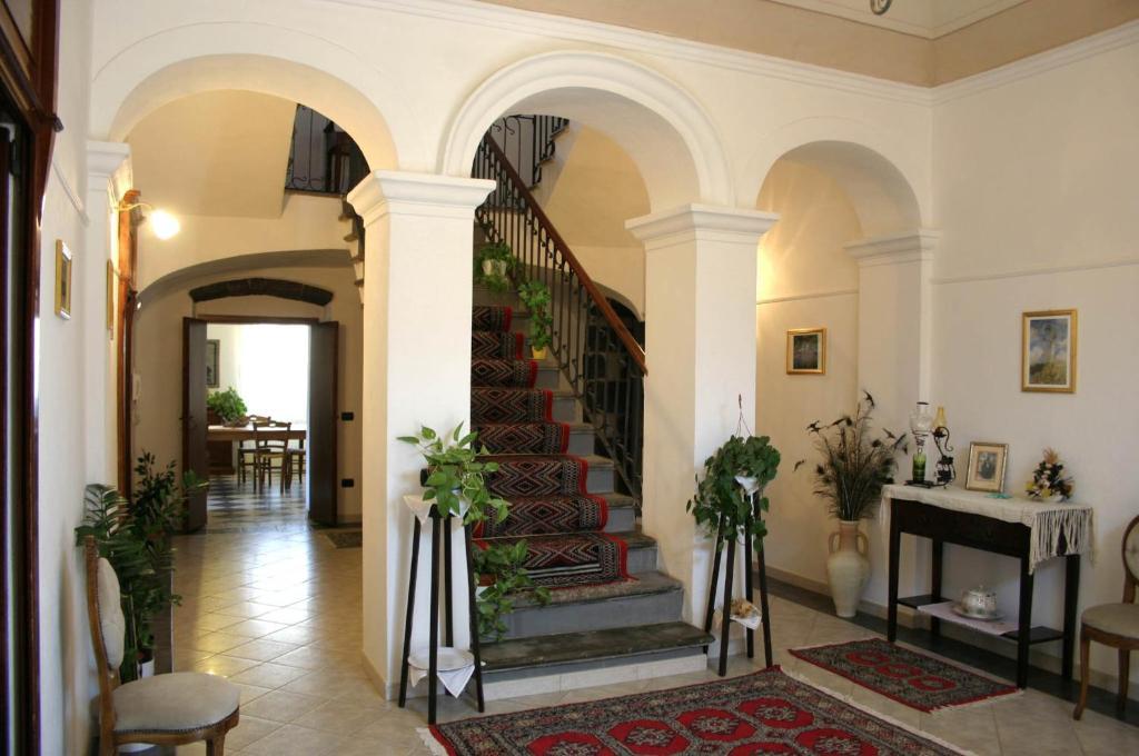 Hall o reception di Bed & Breakfast Casa Pisanu