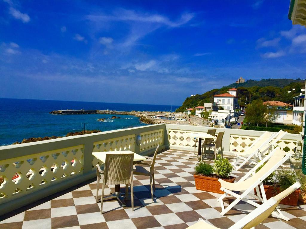 Balcone o terrazza di Locanda Garzelli