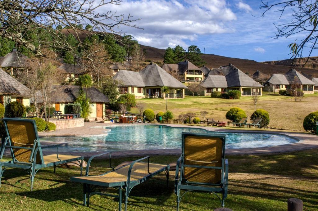 Hotel Fairways Drakensberg Drakensberg Garden South