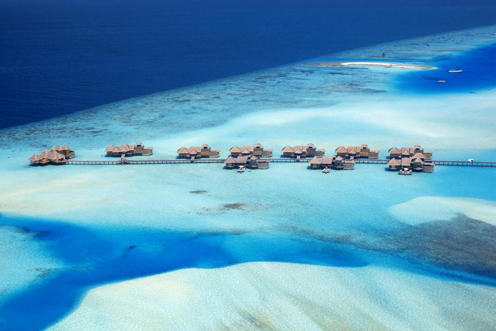 soneva maldives resort