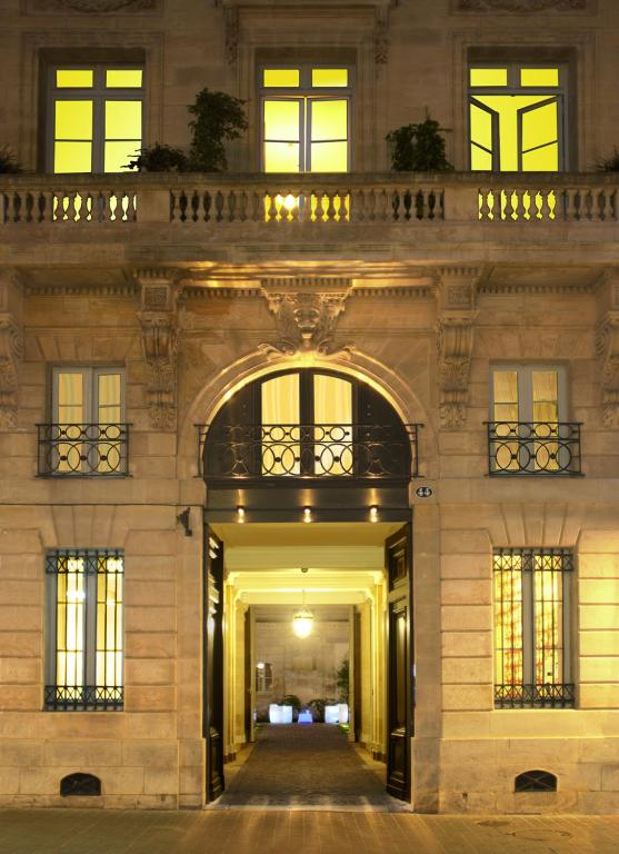 L\'Hôtel Particulier, Bordeaux, France - Booking.com