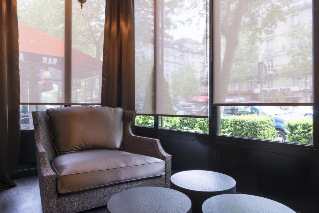 La Villa des Ternes, Paris, France - Booking.com