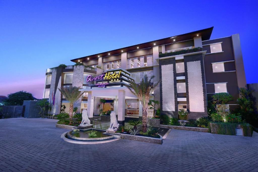 Hotel Quest San Denpasar Indonesia Booking Com