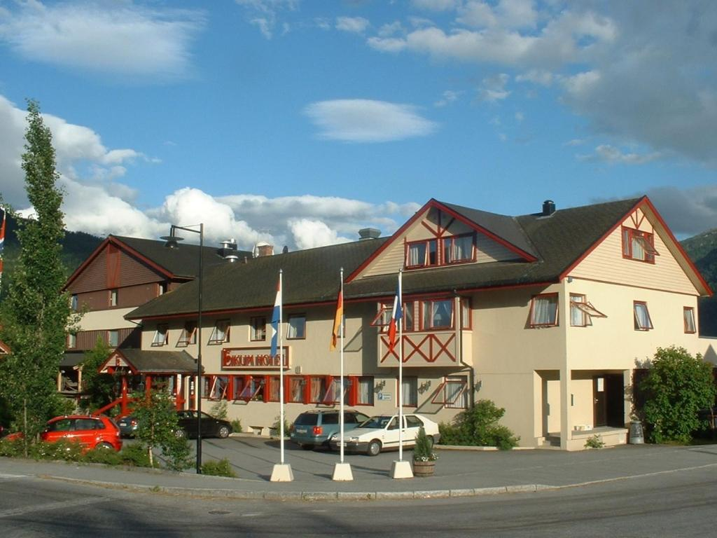 ofertas en el eikum hotel hafslo noruega