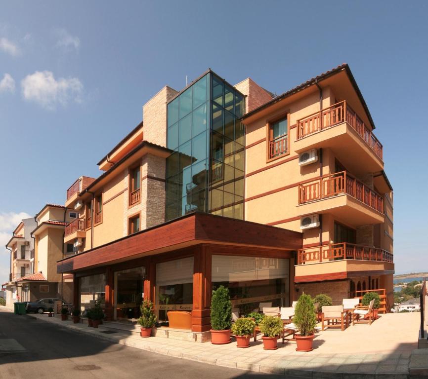 Хотел Калитеа - Созопол