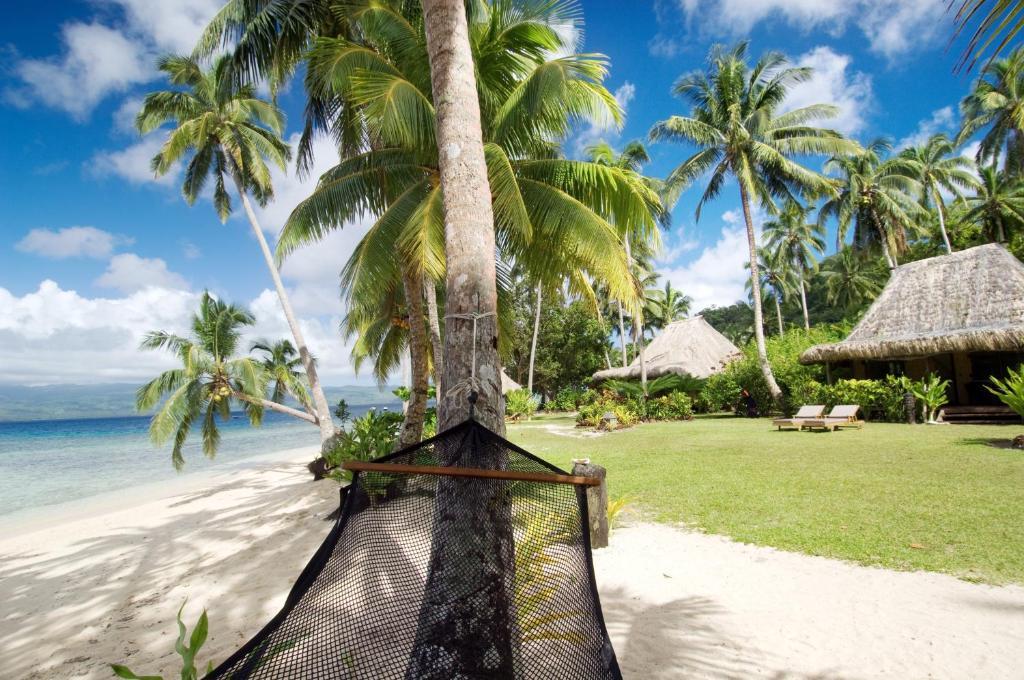 Qamea Fiji Resort And Spa
