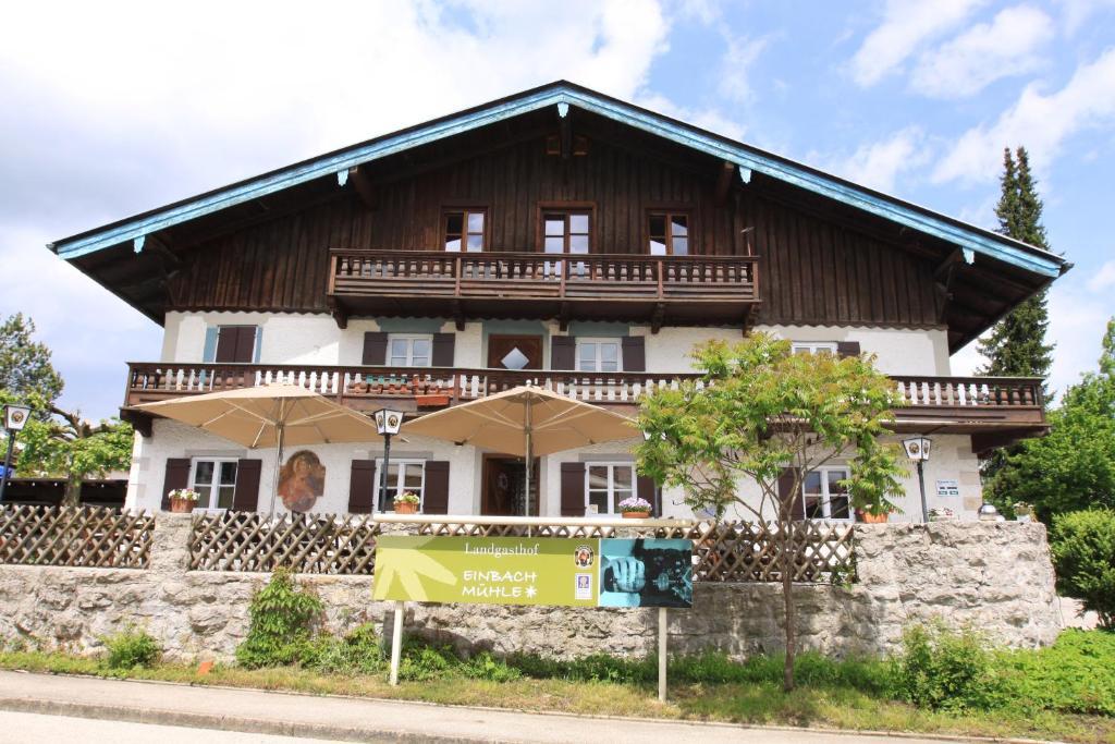 Hotel Landgasthof Einbachmuhle Bad Tolz Germany Booking Com