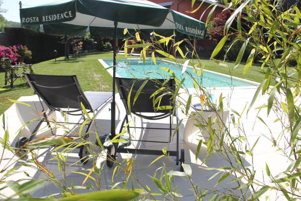 Nearby hotel : Rosta Residence Ranverso