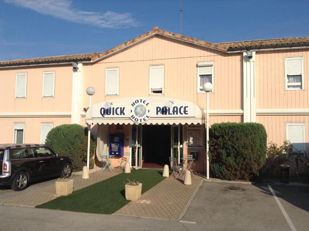 reservation hôtel quick palace