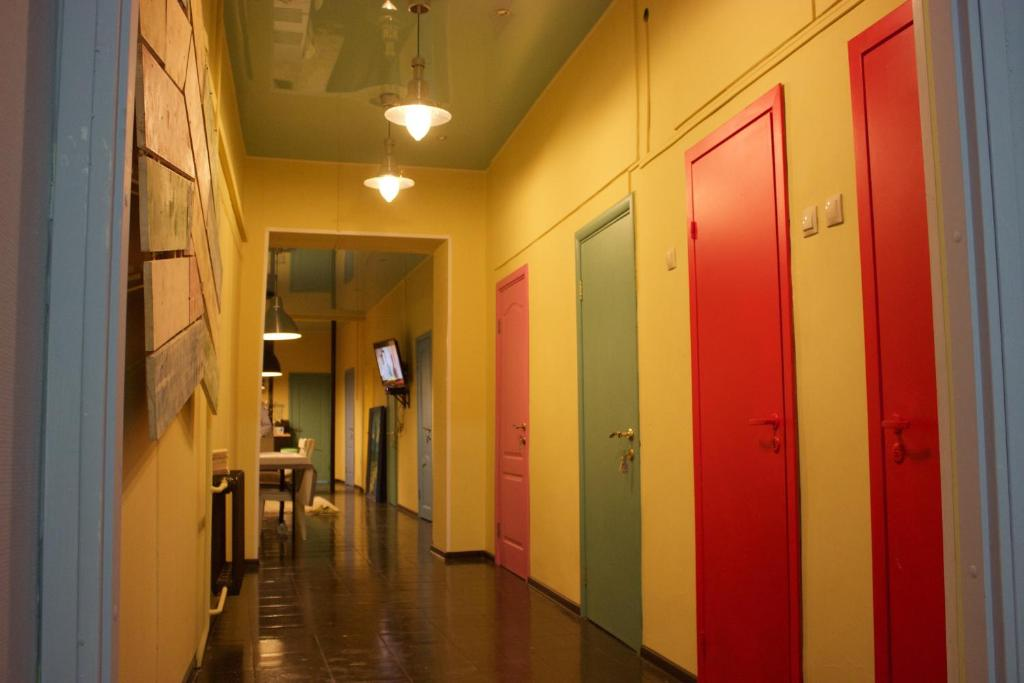 Gallery image of this property & DOORS Hostel Moscow Russia - Booking.com pezcame.com