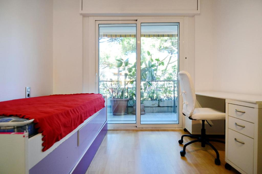 Maravilloso piso en la playa Barcelona fotografía