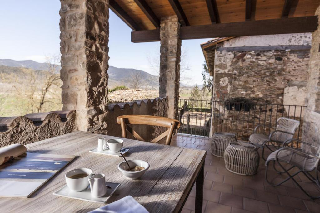 hotels with  charm in la vall de bianya  21