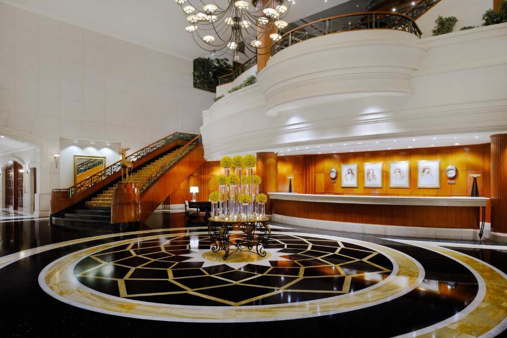 Hotel Jw Marriott Dubai Uae Booking Com