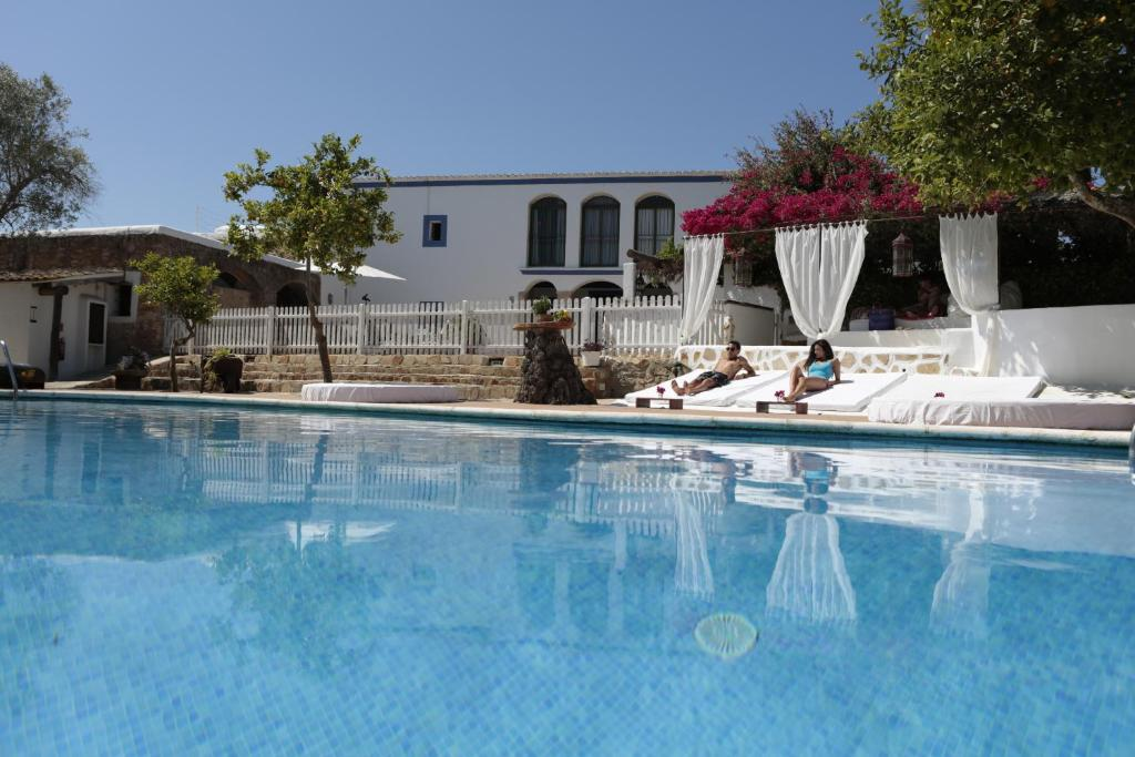 The swimming pool at or near leMarquis Ibiza Adults Only