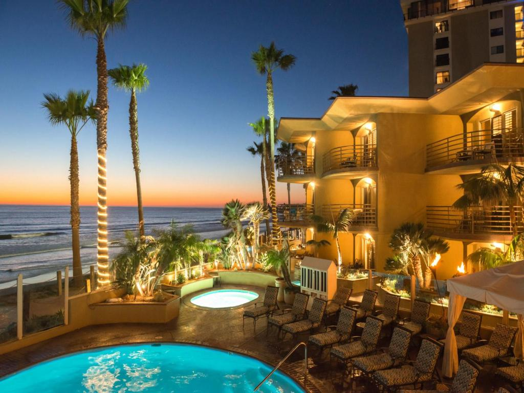 pacific terrace hotel, san diego, ca - booking