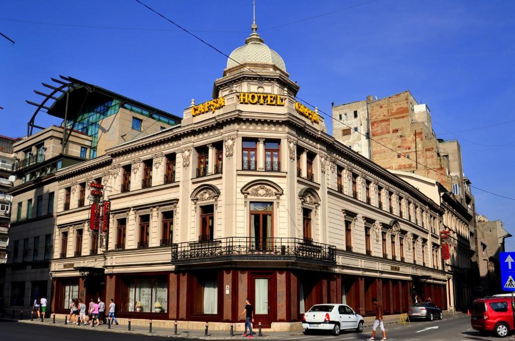 ホテル カーサ カプサ(Hotel Casa Capsa)