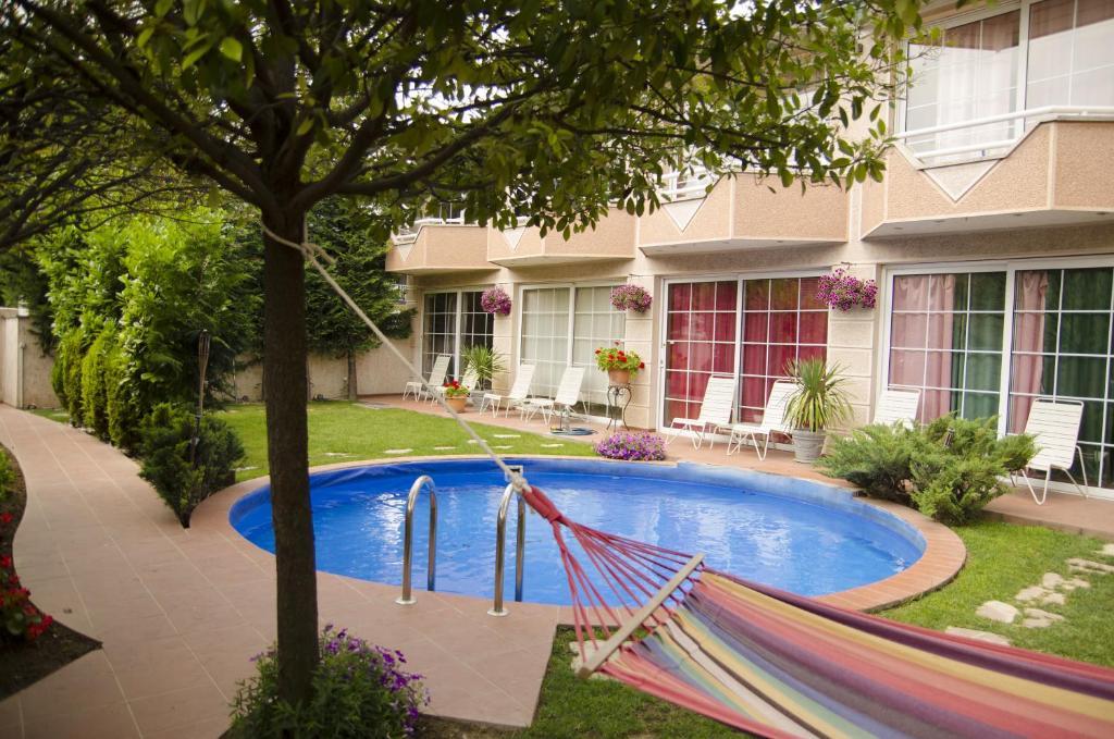 Aloha Luxury Apartments Makedonien Skopje