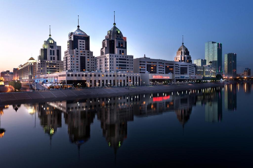 ラディソン ホテル アスタナ(Radisson Hotel Astana)