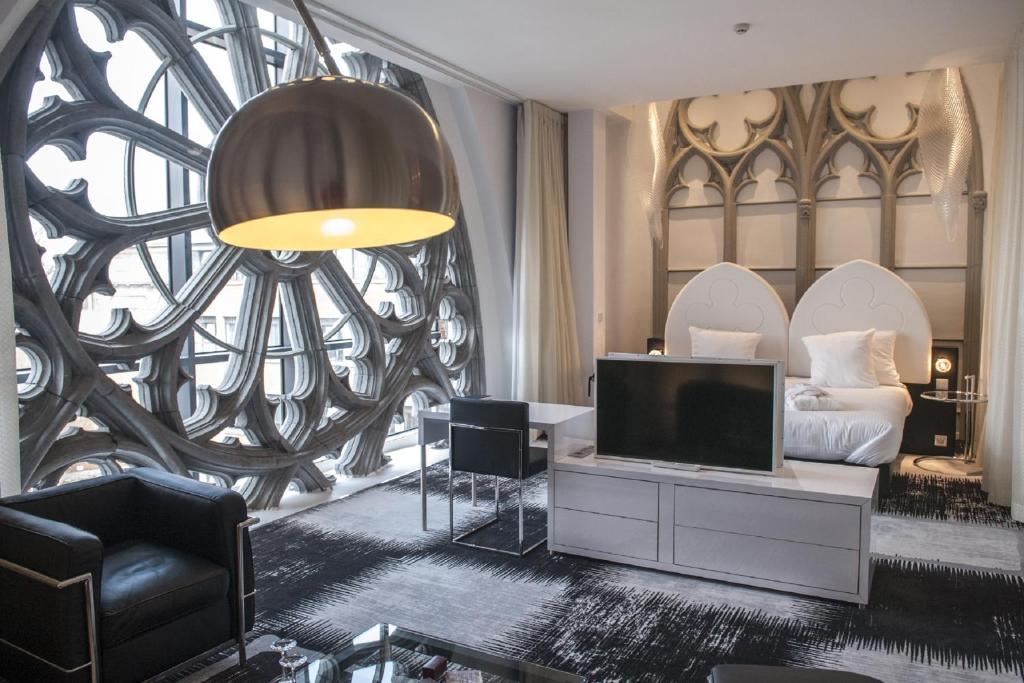 hotel dream mons tarifs 2018. Black Bedroom Furniture Sets. Home Design Ideas