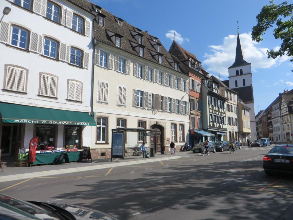 Hotel Appartement Strasbourg Centre