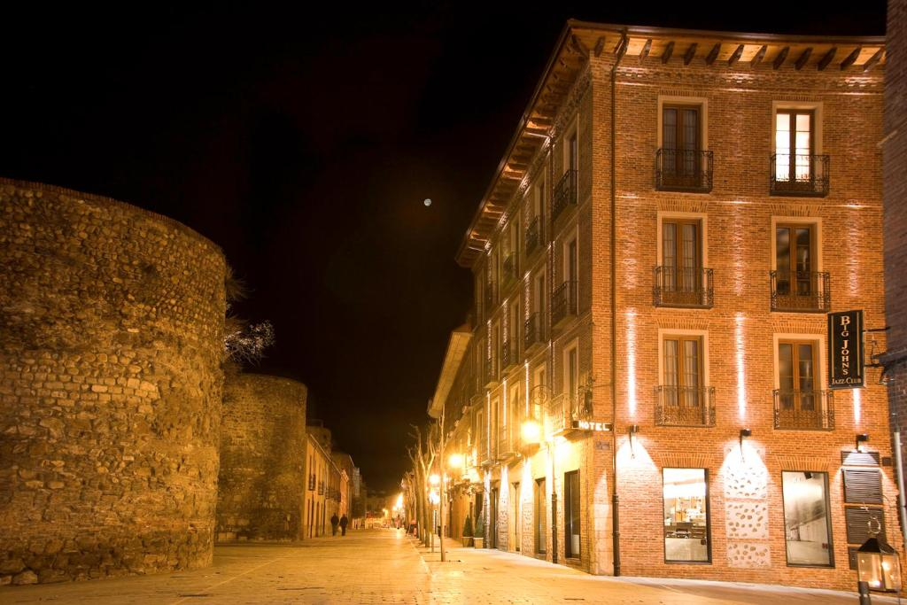 boutique hotels leon provinz  84