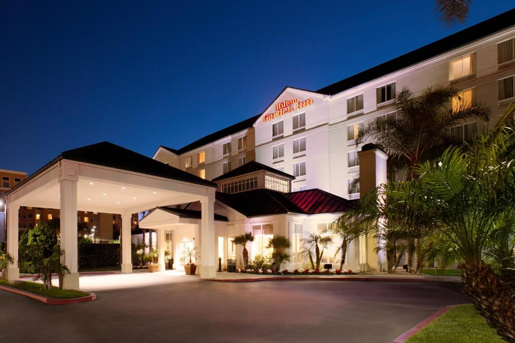 Hilton Garden Inn Anaheim Ca Booking Com