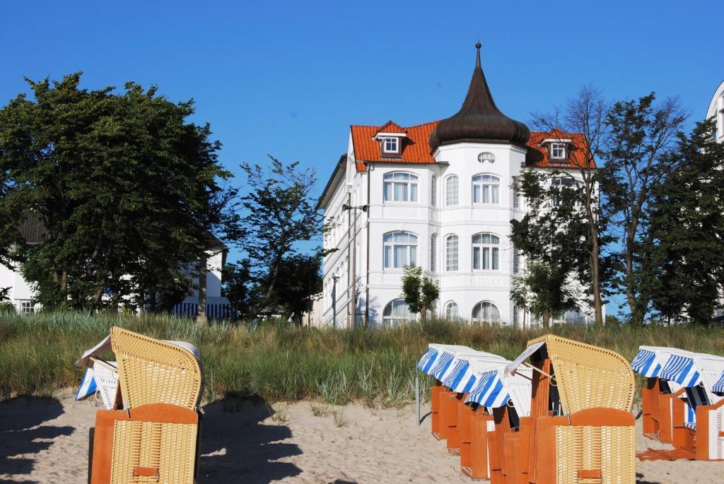 シュトラントホテル ビンツ(Strandhotel Binz)