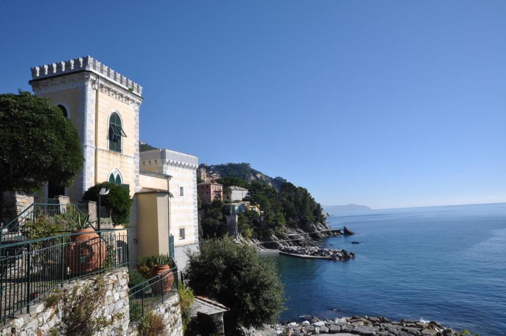 condo hotel castello canevaro zoagli italy booking com