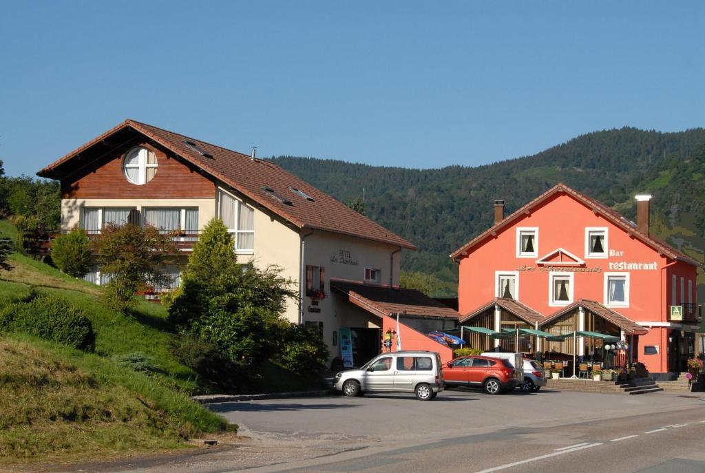 Hotel Les Chatelminés