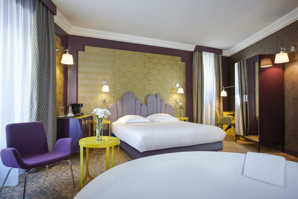 Grand Hotel Du Midi Montpellier