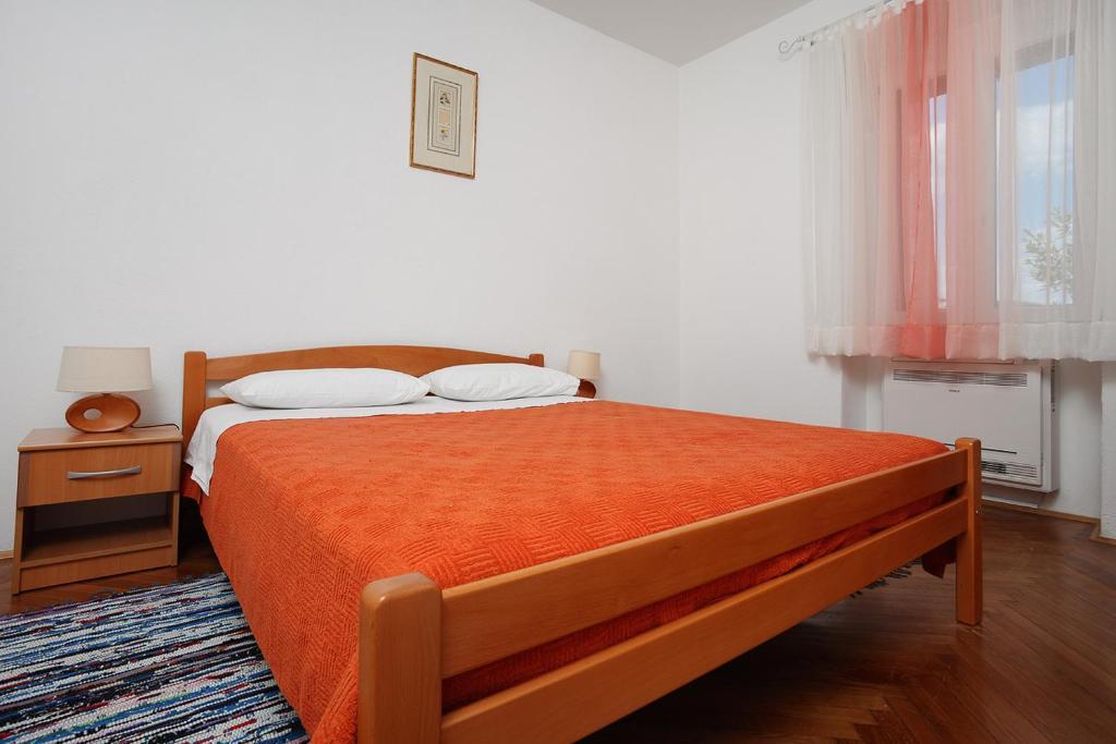 Voodi või voodid majutusasutuse Guest House Heart & Soul toas