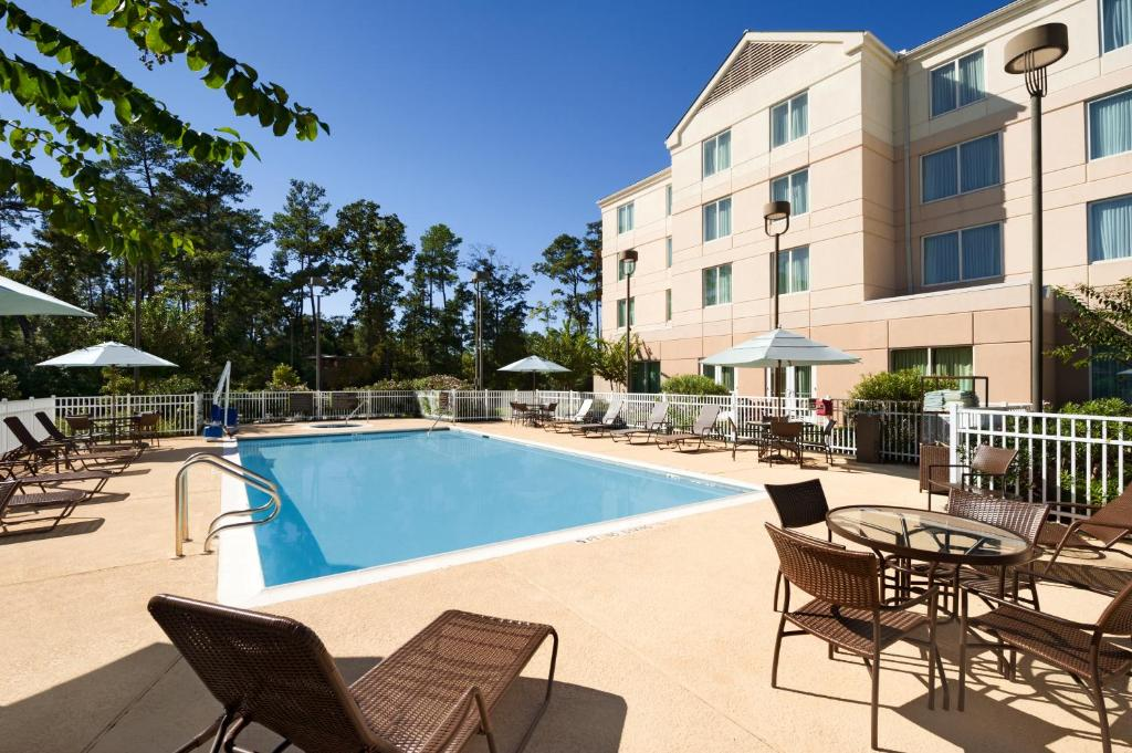 Hilton Garden Inn The Woodlands TX Bookingcom