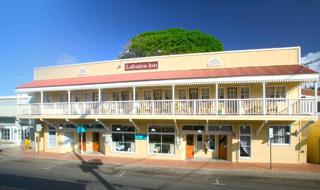 ラハイナ イン(Lahaina Inn)